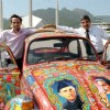 From Pakistan to Paris, by VW Beetle