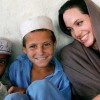 Angelina Jolie in Pakistan (Pictures)