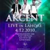 Akcent Live in Concert – Lahore, Pakistan