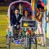Afridi on Rickshaw at World Cup Opening Ceremony