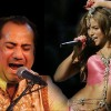 Shakira will Dance on Rahat Fateh Ali Khan Song