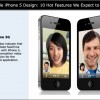 Apple iPhone 5 Design: 10 Hot Features We Expect to See