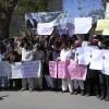 Protest Against Telenor's khamoshi Ka Boycott TVCs