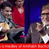 Ali Zafar Sings A Medley Of Amitabh Bachchan's Hit Songs