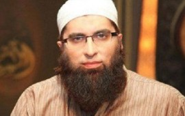 FIR registered against unknown men for assaulting Junaid Jamshed