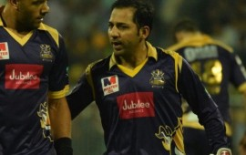 Hope to win title in front of 'home crowd' in Karachi, says Sarfraz