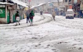 Rain, snow claim five lives in K-P