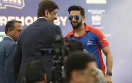 Imad Wasim promises to lead Karachi Kings to PSL3 final