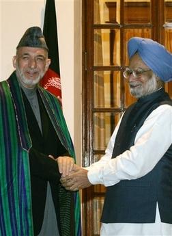 Afghanistan India
