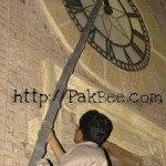Changing Clock time in Pakistan