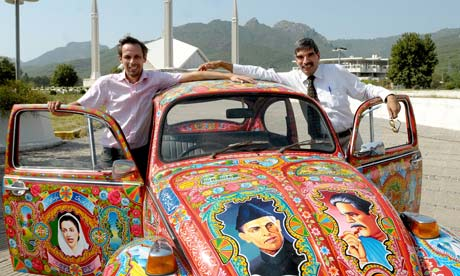 Foxy Shahzadi or Beetle Prince with Frenchman