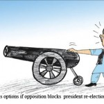 Govt has option if opposition blocks president re-election - Niazi