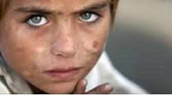 IDP Child Pakistan