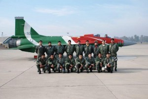 JF 17 Thunder Pakistan China Team