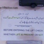 Lift Service in Pakistan