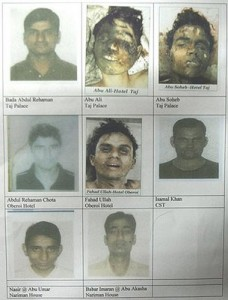 Mumbai Attack Suspects