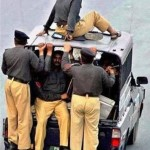 Pakistani Cops