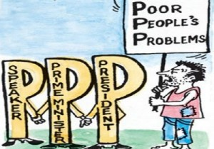 Poor Peoples Problems