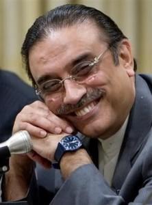 Asif Ali Zardari - President of Pakistan