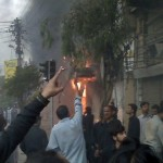 Blast at Karachi Ashura procession (13)