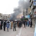 Blast at Karachi Ashura procession (2)