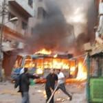 Blast at Karachi Ashura procession (4)