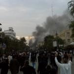 Blast at Karachi Ashura procession (7)