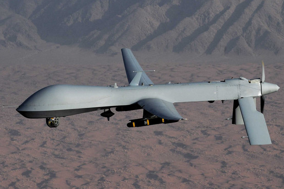 Iraqi Insurgents Hack US Drones