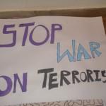 Stop WAR on Terrorism
