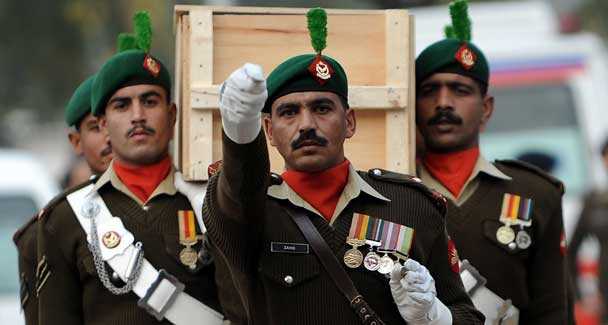 Military Honours - Pakistan Army