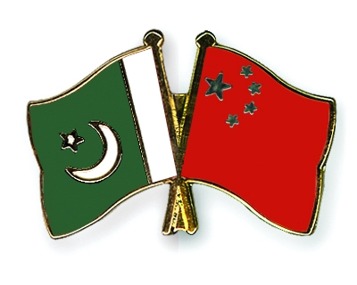 Pakistan China