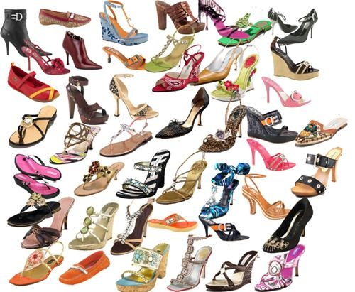 shoes for each occasion
