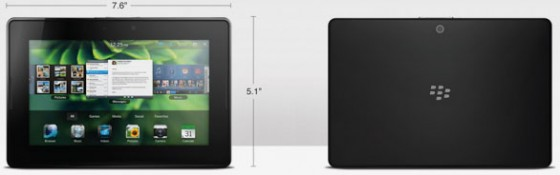 BlackBerry PlayBook in Pakistan - Price and Specification