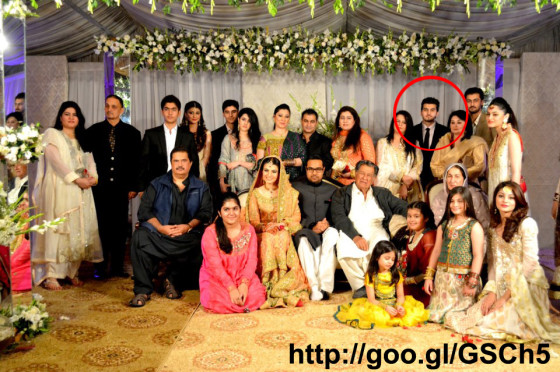 Shehzeb Khan Family