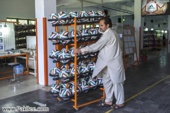 Fifa World Cup Soccer Ball to produce in Pakistan (4)