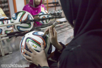 Fifa World Cup Soccer Ball to produce in Pakistan (6)