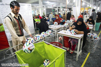 Fifa World Cup Soccer Ball to produce in Pakistan (8)